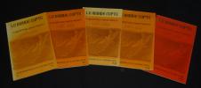 Le Monde Copte, n°1 à 5 (5 volumes). Collectif