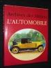 Archives des métiers de l'automobile. Borgé Jacques  , Viasnoff Nicolas
