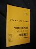 Fleur de Lune, n° 3, mars 2000 : Notre député dès le 1er tour Fourré. Carrouges Michel