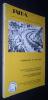 JATBA, journal d'agriculture traditionnelle et de botanique appliquée, travaux d'Ethnobotanique et d'Ethnozoologie, Vol. XXIX/n°3/4 juillet-décembre ...