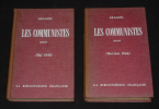 Les Communistes (2 volumes). Aragon