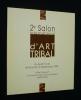 2e salon international d'Art tribal (16-19 septembre 1999). Collectif
