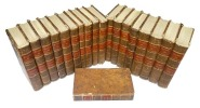 Oeuvres complètes de Condillac (20 volumes). Condillac Abbé de
