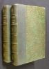 Rattazzi et son temps (2 volumes). Rattazzi Mme