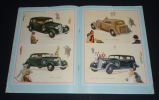 Plaquette Buick 1934. Collectif