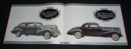 Plaquette Buick 1938. Collectif
