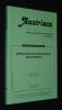Austriaca (n°44, juin 1997) : Aspects de la philosophie en Autriche. Collectif