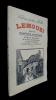 Lemouzi, revue régionaliste et félibréenne du Haut et Bas-Limousin, de la Haute et Basse Marche, du Pays de Combraille, du Nontronnais et du ...
