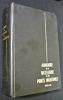 Annuaire de la batellerie et des ports maritimes 1961-1962. Collectif