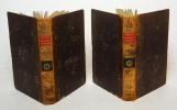 Discours sur l'histoire universelle (2 volumes . Bossuet