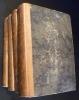 Histoire de France depuis les temps les plus reculés jusqu'à la mort de XVI (4 volumes). Anquetil  , Burette T.