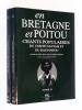 En Bretagne et Poitou : chants populaires du Comté nantais et du Bas-Poitou recueillis entre 1856 et 1861 (2 volumes). Guéraud Armand, Le Floc'h ...