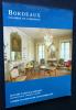 Ventre aux enchères publiques de l'entier mobilier provenant d'une demeure bordelaise et à divers. Art africain et Océanie (collection d'un amateur), ...