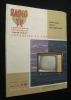 Radio et TV, techniques professionnelles, 'grand public', n° 425, mars 1964 : Compte rendu : tubes et semi-conducteurs. Collectif