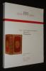 Pierre Bergé & Associés - Livre anciens et modernes, manuscrits, photographies (Drouot-Richelieu, 1er et 2 juin 2006). Collectif