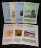Glanes en Pays Pourpré - Revue de l'Association culturelle de l'Ecomusée du Pays de Montfort (7 volumes). Collectif