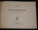 4me Cahier de chorals variés. Révision par Gabriel Fauré. Bach J. S., Fauré Gabriel