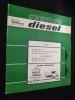 Service diesel, n° 23 D, janvier-février 1967. Collectif