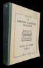 Travaux du laboratoire d'anthropologie et de préhistoire, 1962-1963 : Crania Armoricana II. Les Bretons gallots de la collection Broca. Billy G.