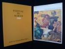 Festival du marais 1969 (2 volumes). Collectif
