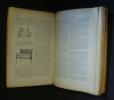 Dictionnaire de la femme et de la famille, encyclopédie-manuel des connaissances utiles à la femme. Cerfberr Gaston, Ramin M. V.
