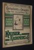 Kaiser, Kronprinz & Cie - Caricatures et images de guerre. Grand-Carteret John