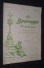 La Bretagne touristique (6e année - n°61, avril 1927) : La Bretagne et le Romantisme. Collectif