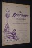 La Bretagne touristique (4e année - n°34, janvier 1925) : Vieilles maisons de Rennes - Mytiliculture dans le Morbihan - Sauvetage de Traoiéro. ...
