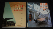 Design intérieur international, Vol. 1 & 2 (2 volumes). Knobel Lance