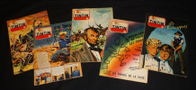 Tintin (complet du n°232 au n°480, 1953-1958). Collectif