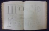 Traité des machines à vapeur, Atlas. Bataille E.