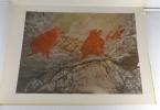 Australie. Peintures aborigène. Terre d'Arnhem. collectif