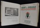Vert et Rouge. Revue de la Légion Étrangère (12 numéros). collectif