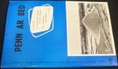 Penn ar bed, n° 83, décembre 1975 : Le littoral de l'Océan et de la Manche ; La presqu'île guérandaise. Collectif