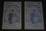 Le Roman d'une soeur (2 volumes). Belcayre Jean de