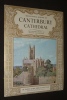 The Pictorial History of Canterbury Cathedral : The Mother Church of English Christendom. Shirley John