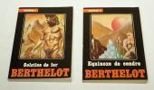 Khanaor. Tome 1 : Solstice de fer - Tome 2 : Equinoxe de cendre (2 volumes). Berthelot Francis