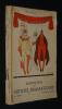 Annuaire de l'Association de Secours Mutuels des Artistes Dramatiques, 1940-1946. Descamps Désiré