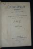 Indicateur lyonnais de l'année 1849-1850 pour les villes de Lyon, la Guillotière, la Croix-Rousse et Vaise. Collectif