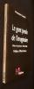 Le gant perdu de l'imaginaire, choix du poèmes, 1985-2006. Dauphin Christophe