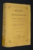 Alcuin et Charlemagne avec des fragments d'un commentaire inédit d'Alcuin sur Saint-Matthieu et d'autres pièces publiées pour la première fois. ...