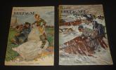 La Basse Bretagne (2 volumes). Dupouy Auguste