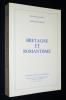 Bretagne et Romantisme. Mélanges offerts à Louis Le Guillou. Collectif