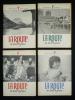 La Route des Scouts de France - Février - Mars- Mai - Juin 1951 (4 volumes). Collectif