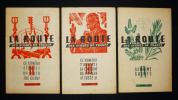 La Route des Scouts de France, janvier-février 1943 (3 volumes). Collectif