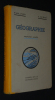 Nouveau cours de géographie. Enseignement primaire supérieur - Programmes 1920. Première année : Géographie générale - Le monde (moins l'Europe). ...