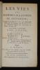 Les Vies des hommes illustres de Plutarque, traduites en François, avec des Remarques historiques & critiques, par M. Dacier. Tome dixième, contenant ...