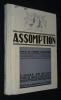 Assomption. Christophe Jacques
