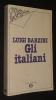 Gli italiani. Barzini Luigi