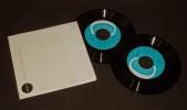 Guillaume Apollinaire - Poèmes dits par Jean Negroni (2 disques 45T). Apollinaire Guillaume